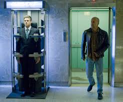 Surrogates Movie Movies Bruce Willis Wigs Out In Sci Fi Surrogates Wired