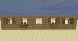 ᐅ Fenster Mit Dekorationen In Minecraft Bauen Minecraft Bauideende