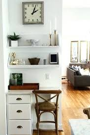 office nook ideas. interesting office we love this home office nook a set of drawers shelves and some chic corner  desk design ideas designs