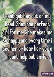 The perfect girl for me