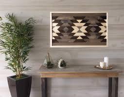Great Wood Wall Art, Geometric Art, Boho Decor, Aztec Decor, Farmhouse Decor,  Modern Wall Decor, Wooden Decor, Barn Wood Decor