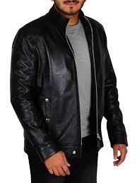 black jacket cooper jacket limitless bradley cooper leather