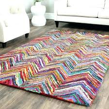 bright colored wool area rugs multi throw rug contemporary color wonderful