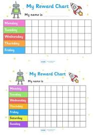 Reward Chart Ideas For Kindergarten 32 Best Reward Chart Ideas Images Homework Incentives