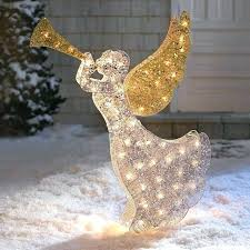 angel outdoor lights light decoration ideas with angel outdoor lights