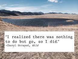 Cheryl Strayed Quotes Beauteous 48 Life Changing Quotes From Cheryl Strayed's Wild The Delicious Day