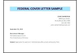 federal government cover letters cover letter for government job plus radio info