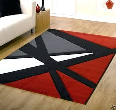 s black grey rug gray teal