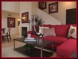 14 red couch decorating ideas red