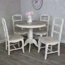 excellent types of round kitchen table