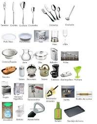 image result for spanish kitchen vocabulary spanish lessons