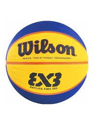 <b>Мяч FIBA 3X3</b> REPLICA RBR BASKETBALL <b>Wilson</b> 7501400 в ...
