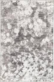 jaipur rugs masonic nero gray silk rug