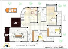 3 bedroom house plan indian style four bedroom house plan new single