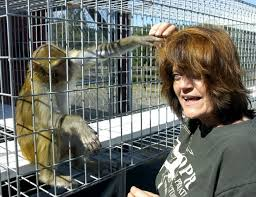 Vancouver woman donates $80,000 to keep primate shelter afloat | Local |  tdn.com