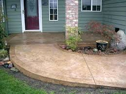 concrete patio cost or staining concrete patio best concrete patio stain ideas on outdoor concrete stain