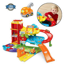 Car Toys For Kids Race Track Toddler Boys Best Xmas Gift Age 2 3 4 5 6 Years Old