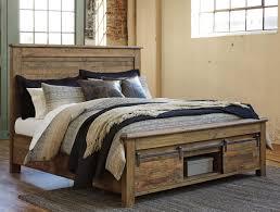 Bedroom: Pretty Bedroom Design By California King Storage Bed Ideas ...