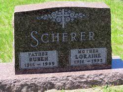 Ruben Scherer (1916-1999) - Find A Grave Memorial