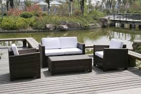 garden bench outdoor patio