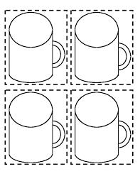 hot chocolate mug writing template. Wonderful Mug Mug Printable  This Could Be Used To Make The Hot Chocolate Card I Found  Earlier Pam With Hot Chocolate Writing Template C