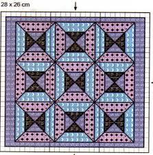 88 best Cross Stitch -- Quilt Blocks images on Pinterest | Punto ... & Gallery.ru / Фото #136 - album Quilts 60 - joobee · Square  PatternsCrossstitchProjects To TryMandalaCross ... Adamdwight.com