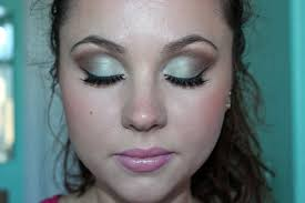 Mint Brown Homecoming Makeup Tutorial Youtube