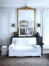 large mirror over couch medium size of living lights hanging mirror over sofa designer mirrors for