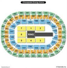 Chesapeake Energy Arena Seating Chart Pbr 24 Best Chesapeake Energy Images Futures Contract The