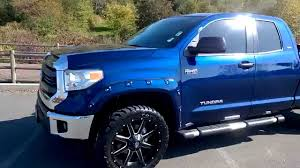 Customized 2014 Toyota Tundra SR5 For Sale @ Ford Of Kirkland ...