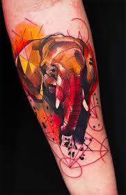 55 Nápady Na Tetování Slonů Punditschoolnet