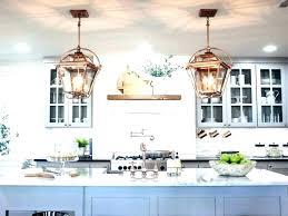 copper pendant light kitchen lights excellent large size of island p copper kitchen light