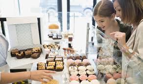 Britain Loves Cake Sales Of Bite Size Treats Soar Express Co Uk