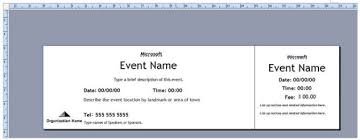 Make Free Tickets How To Make Event Tickets Major Magdalene Project Org
