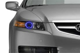2008 Chevy Malibu Halo Lights Rgb Halo Kits Multicolor Halo Lights The Retrofit Source
