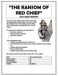 The Ransom Of Red Chief Plot Chart Ransom Of Red Chief By O Henry Short Story Resources And Activities