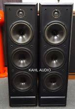 infinity entra sub. infinity rs-625 floorstanding speakers. lots of positive reviews! $800 msrp entra sub