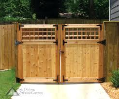 garden gates trellis double garden gate designed and built by decking fence garden gates trellises garden gates trellis
