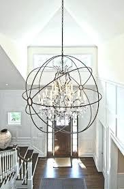 large modern chandeliers glitter large suspension light