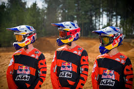 jean sébastien roy ktm red bull thor racing team race team manager