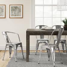 metal dining room furniture. carlisle metal dining chair threshold room furniture e