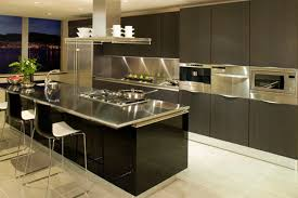 high end custom personal kitchens