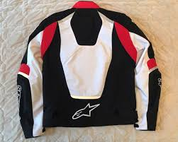Bilt Motorcycle Jacket Size Chart Alpinestars T Jaws Wp Textile Racing Motorcycle Jacket Size Xl In Mint Condition