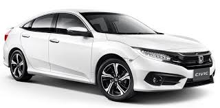 new car 2016 thaiAllnew Honda Civic launched in Thailand wVIDEO  Motor Trader