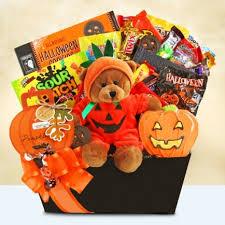 pumpkin delights gift basket