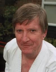 John Clark of the Sevenoaks club achieved his black belt in Shinseido at the age of 70 - johnclark
