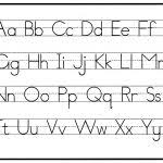 Upper And Lowercase Abc Chart Uppercase And Lowercase Alphabets Printable Shelter