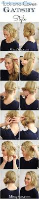 20s Hair Style best 20 1920s hair tutorial ideas flapper 5779 by wearticles.com