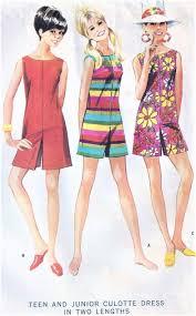 1960s Dress Patterns