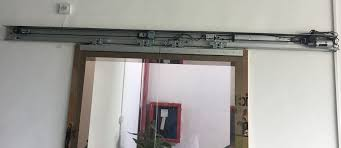 automatic sliding door operators for both fame doors and frameless glass doors